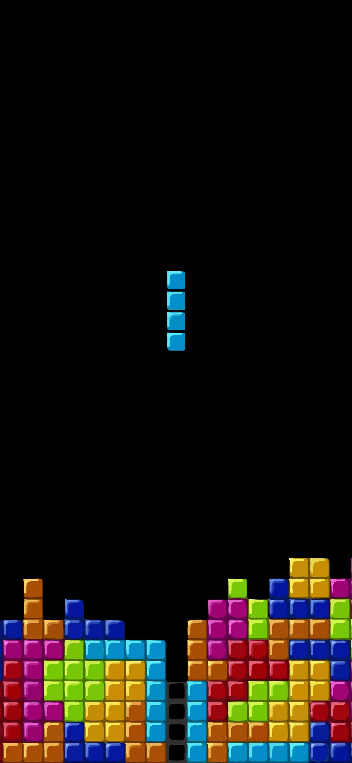 tetris hd background for mobile