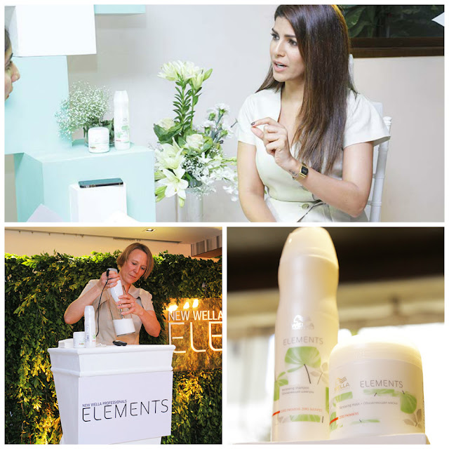 Nimrat Kaur Wella Professionals Launch The Elements Range Dr Kerstin Meyer-Lipp Indian Fashion Blogger