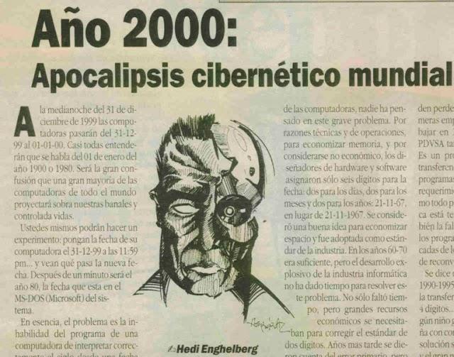 El Efecto 2000; aniversario del miedo al «error del milenio»