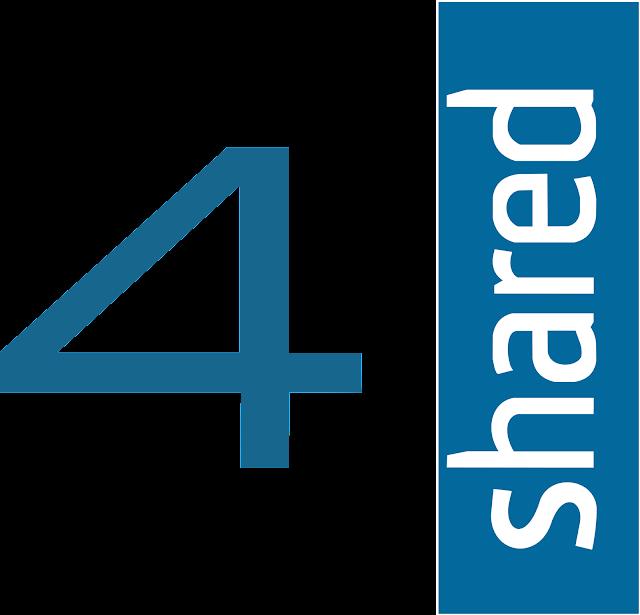 كيفية التحميل من موقع 4shared لتحميل الكتب والبرامج والملفات