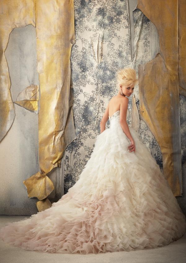 Mori Lee by Madeline Gardner 2012 + My Dress of the Week - Belle The ...