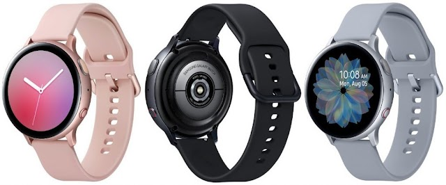 Samsung Galaxy Watch Active 2 4G Aluminium Edition Launched With Super AMOLED Display & More