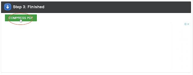 Cara Kompress File Pdf Dibawah 200KB Tanpa Aplikasi