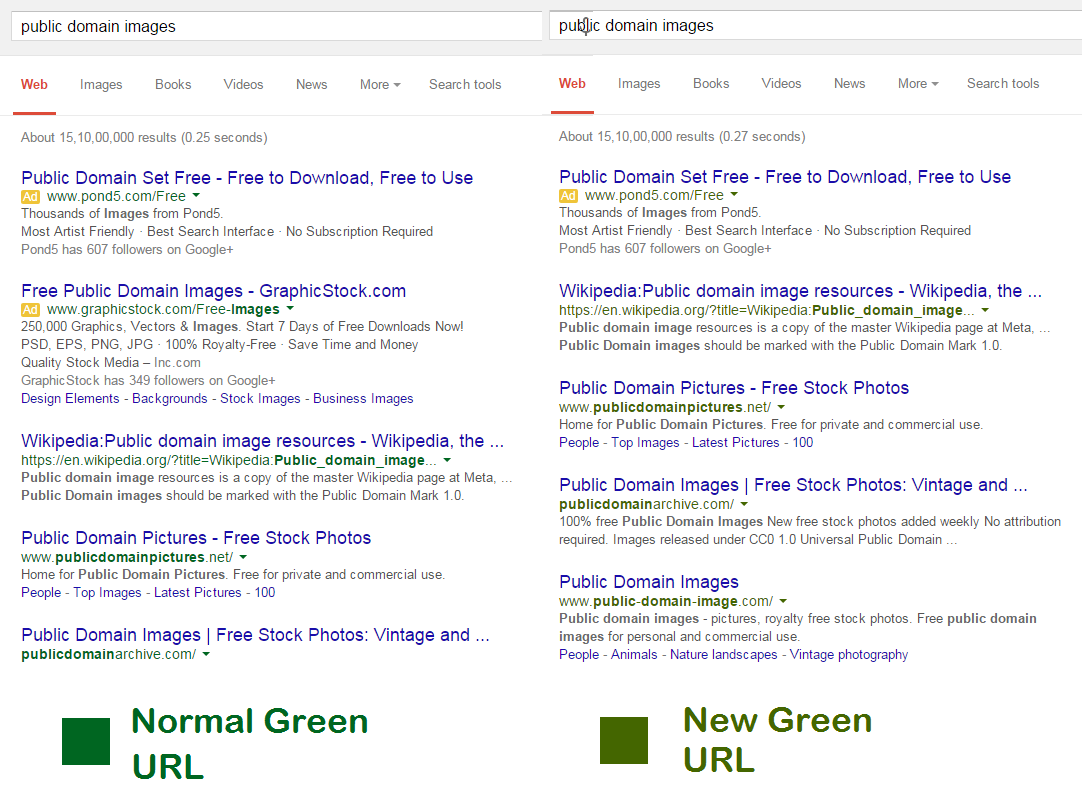 Beach Public Domain Photos Yahoo Search Results C B Google Is Testing New Green Color For Urls