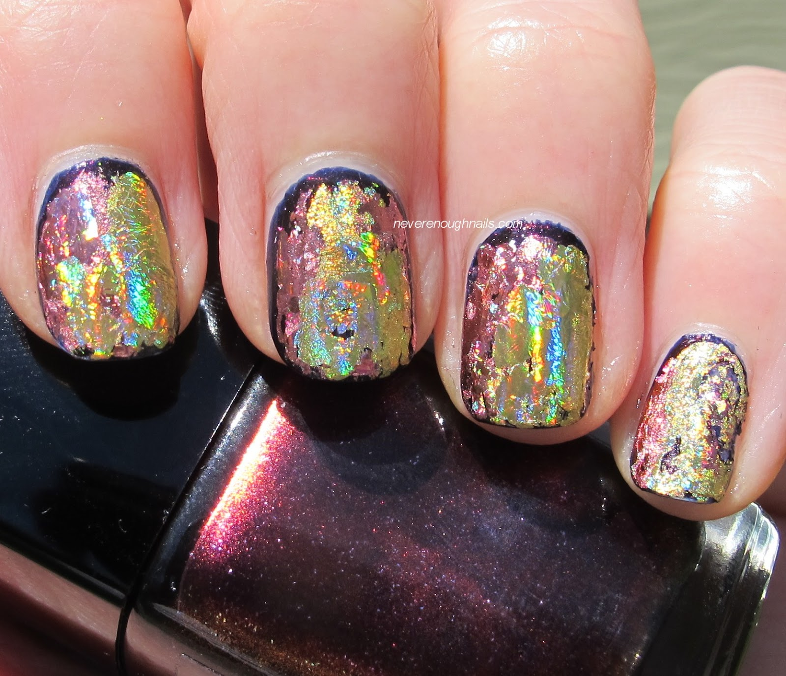 Never Enough Nails: Born Pretty Store Dazzling Starry Nail Art Foils
