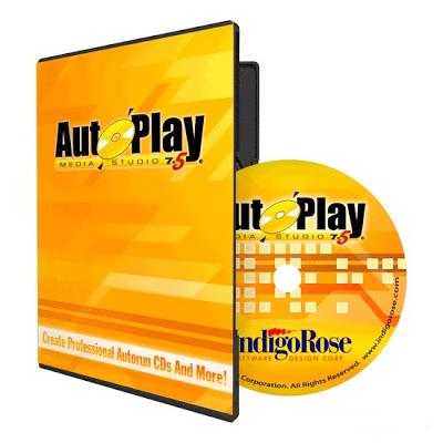 تحميل Indigo Rose AutoPlay Media Studio 8.5.2.0 لعمل اسطوانات خاصه بك
