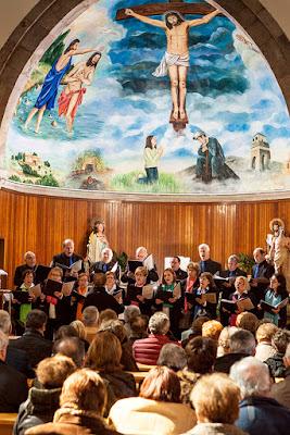 Concierto Solidario Coro Rubagón 03/2016