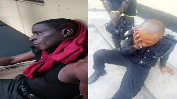 Hoodlums attack, injure RRS operatives in Lagos [Video]