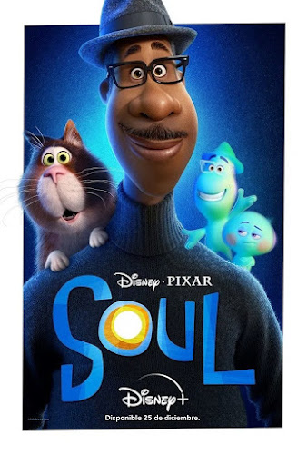 Soul (Web-DL 1080p Dual Latino / Ingles) (2020)