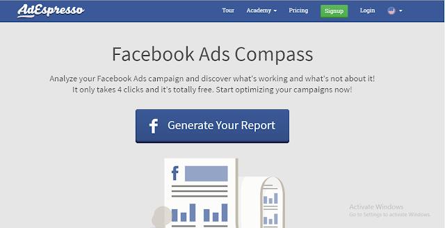 Facebook Ads Compass