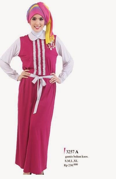 Model Baju Muslim Yang Ngetrend