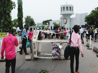 UI Postpone of Academic Activities Resumption for 2017/2018 Session