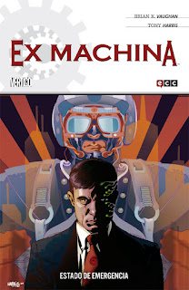 Ex Machina #1. Estado de emergencia