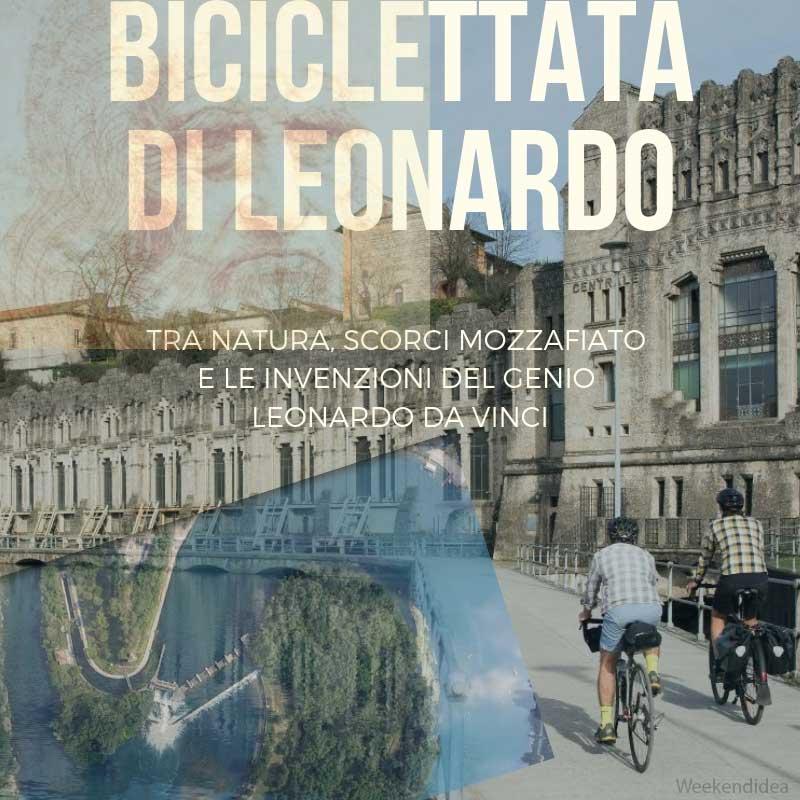 Biciclettata Con Leonardo Dal 6 Aprile Fino Al 30 Giugno Trezzo D