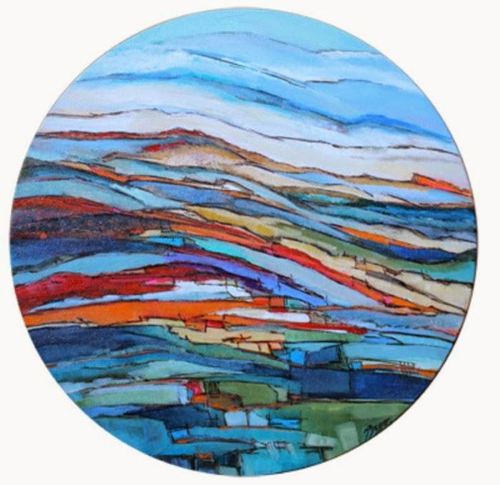 Современная чилийская художница. Paulina Beyer
