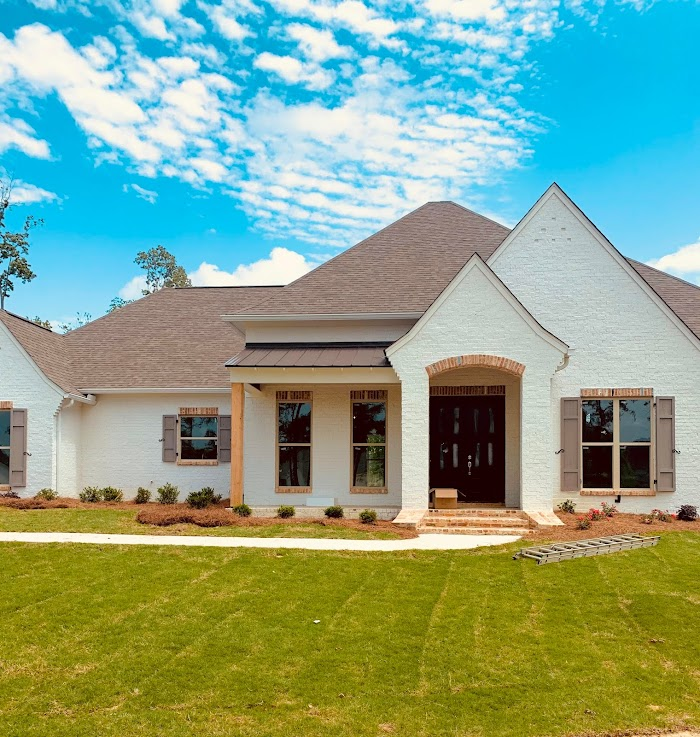 Our Southern Style Mississippi Home