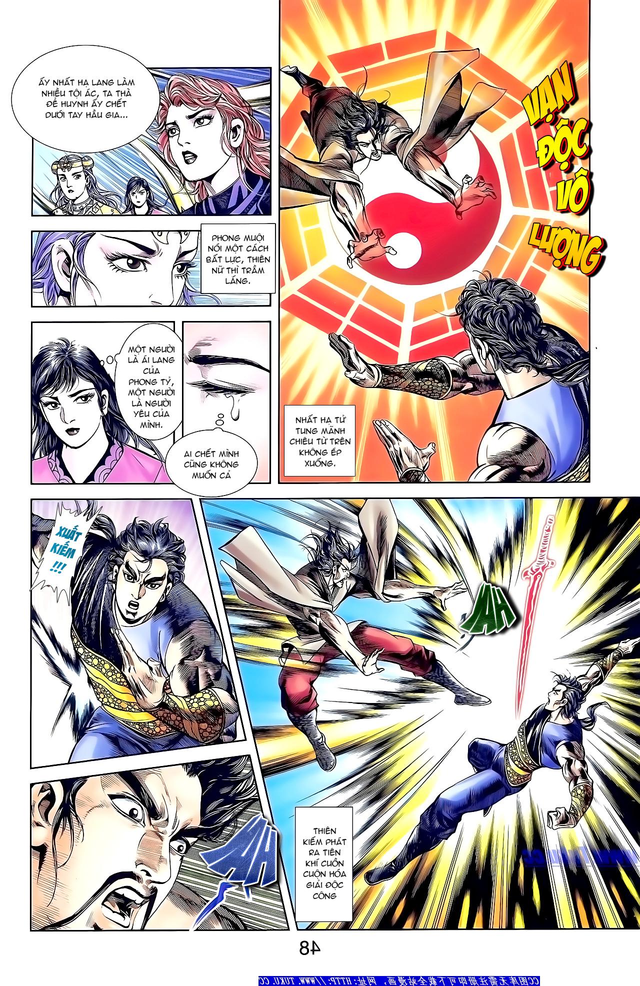 Cơ Phát Khai Chu Bản chapter 157 trang 12