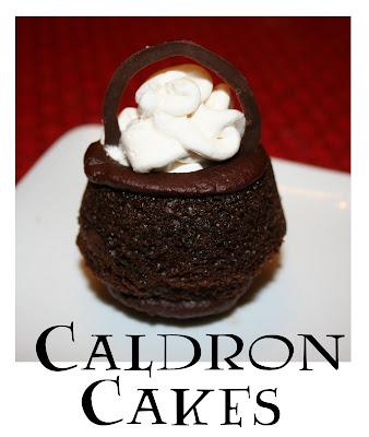Caldron Cakes Recipe