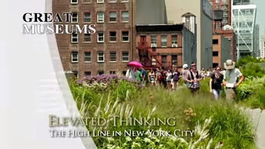 Dos años en The High Line: Elevated Thinking