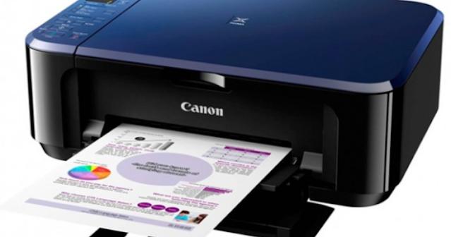 Canon Printer E202 Error - How to fix