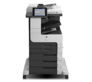 HP LaserJet Enterprise MFP M725z Driver Download, Review