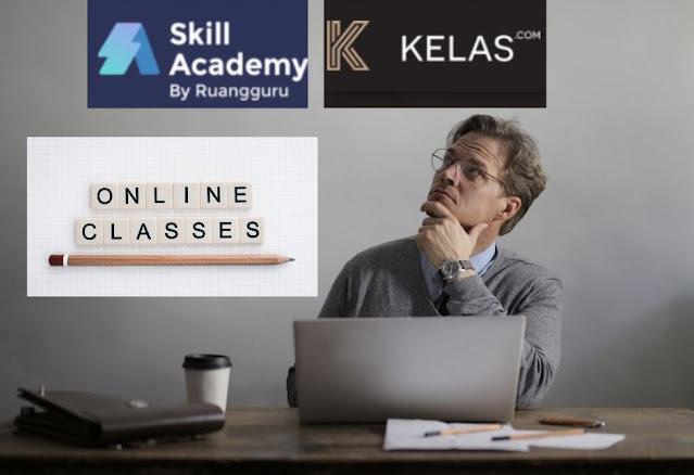 Perbandingan Skill Academy dengan Kelas.com