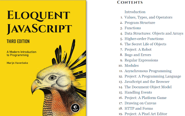 موارد ودورات تعلم أساسيات لغة جافا سكريبت للمبتدئين