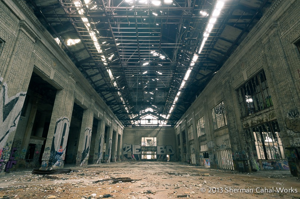 Deserted places in michigan