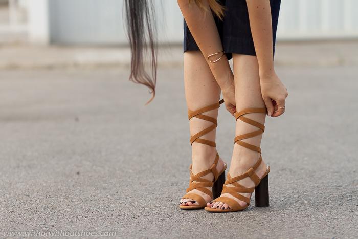 Blogger influencer instagramer experta adicta a los zapatos
