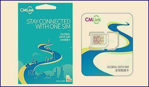 CMlink SIM Card