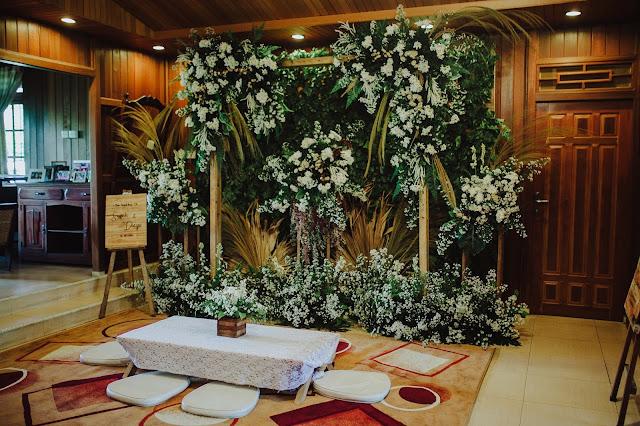 Dekorasi Pernikahan di Puncak