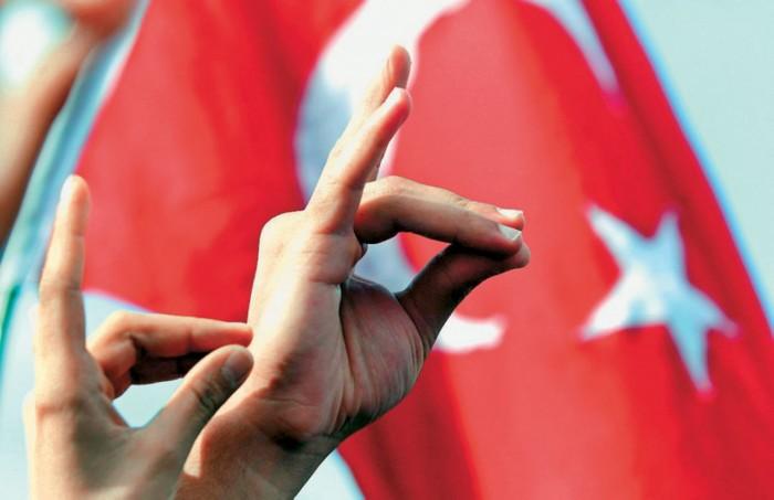 Γαλλία: Τούρκοι Γκρίζοι Λύκοι με σιδηρολοστούς και μαχαίρια κατά Κούρδων