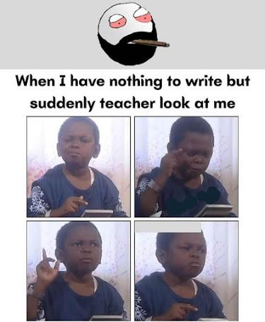 Exam Memes, School Memes, Student Memes, Backbencher Memes