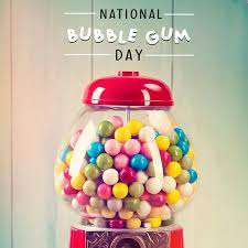 National Bubble Gum Day Wishes Images