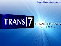Nonton Gratis Trans 7 Live Streaming Online HD No Buffering