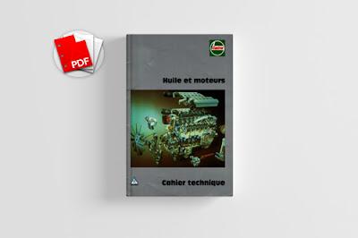 تحميل كتاب مفيد جدا عن  الزيت و المحركات Huile et Moteur