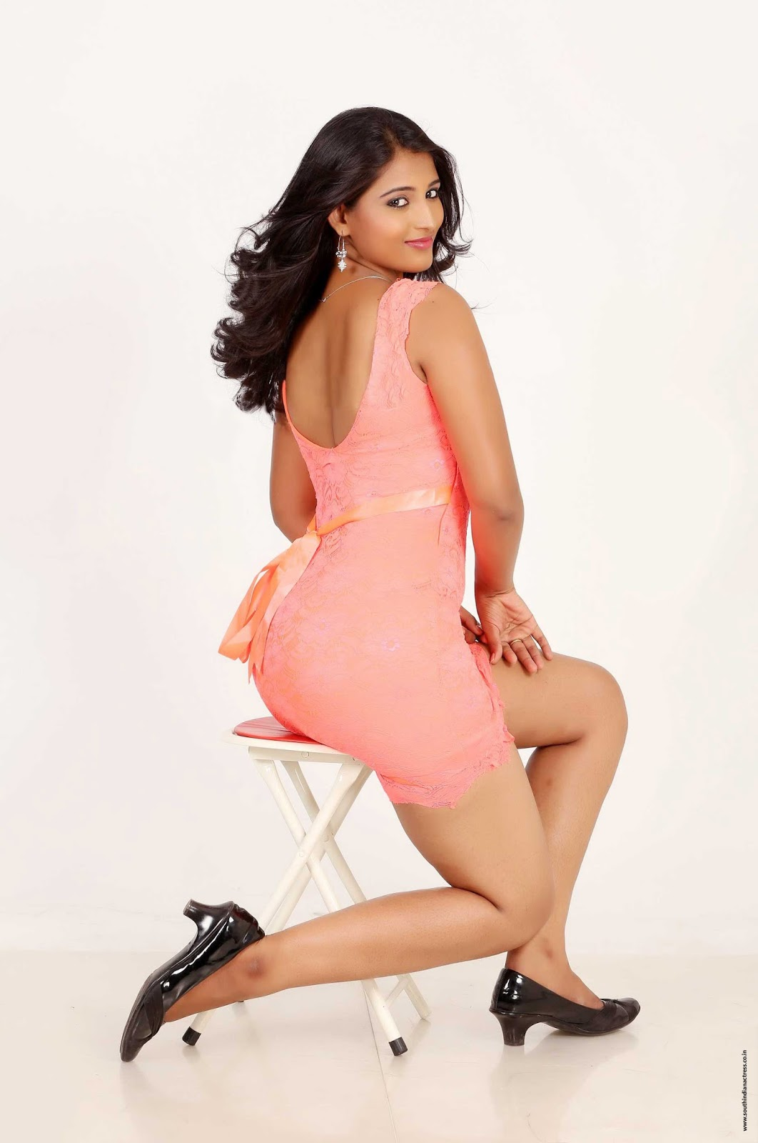 Teja Reddy Hot Photoshoot Stills - Sydindisk skuespillerinde-3832