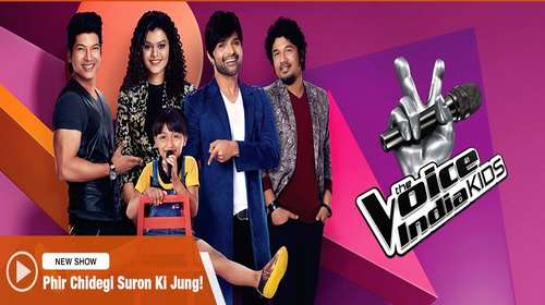 The Voice India Kids Season 2 31st December 2017 500MB HDTV 480p