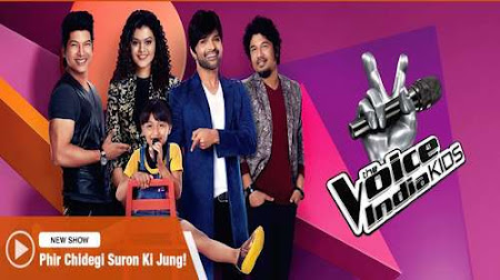Poster Of The Voice India Season 2 19th November 2017 Watch Online Free Download