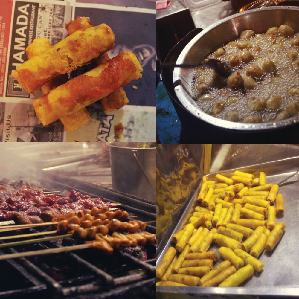 A Beginner's Guide to Iloilo Street Food Where to eat like a look in the City of Love Street Food, Foodie, Iloilo, Don Benito, Isaw, Betamax, Barbeque, Food, Joan's, Fishball, Lumpia, Bangus Lumpia, Mohon, Bingka, Street, Unique, When In Iloilo,