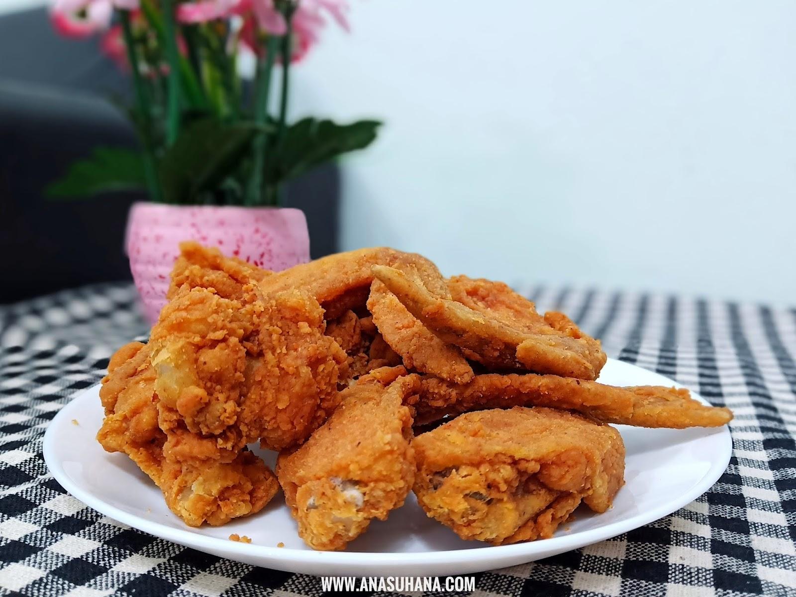 Ayam Goreng Macho Ayam Goreng RM1 Selayang