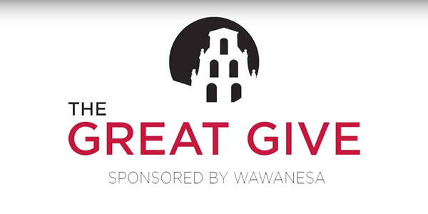 The Great Give sponsored by Wawanesa