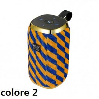 altoparlante wireless bluetooth wster ws-3128