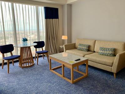 Premier Suite, Four Points by Sheraton Surabaya
