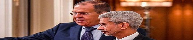 Russian Foreign Minister Lavrov's Visit An Important Chapter In The Indo-Russia Ties