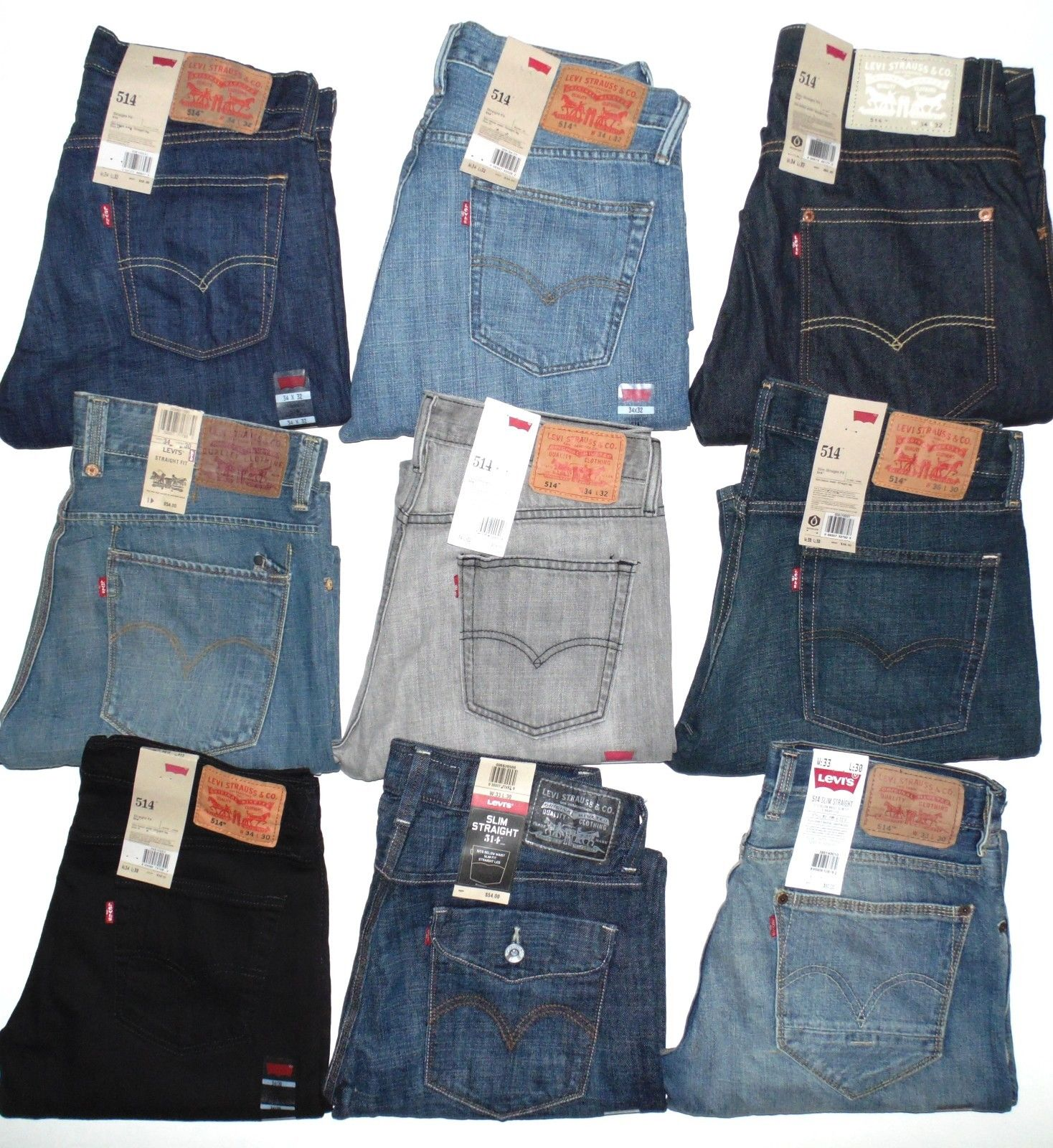 91bda16c65a Levis 514 Mens Jeans Slim Fit Straight Leg Many Sizes Many Colors New With  Tags. CLICK HERE~. Yep, these were the jeans I was talking to you about  earlier.
