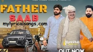 Father Saab Lyrics – Khasa Aala Chahar