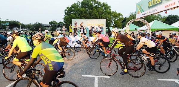 彰化經典百K單車賽 5千名車友體驗彰化之美