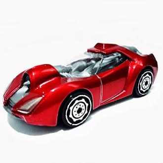 Red Toy Car, Vehicle, Model, Macro, Mini