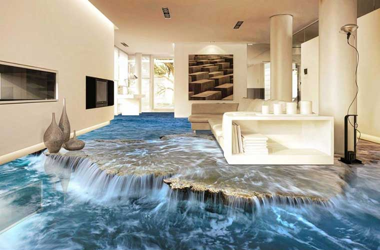 Best Catalog Of 3d Floor Art And 3d Flooring Murals